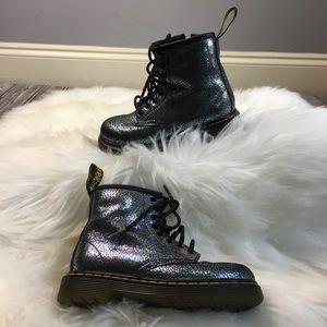 Toddler girl Dr. Martens boots
